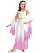 Athena Costume - Ivory/Pink