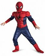 Spiderman Ultimate costume Super Hero