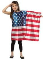 USA Flag Dress - July 4 - Patriotic