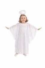 Toddler Angel Halloween or Christmas Costume