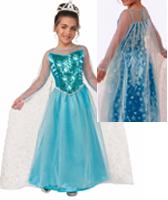Princess Krystal Costume for Elsa's Character