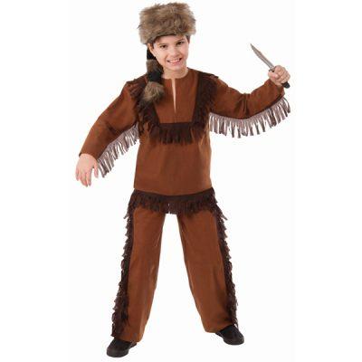 Child Davey Crockett Costume