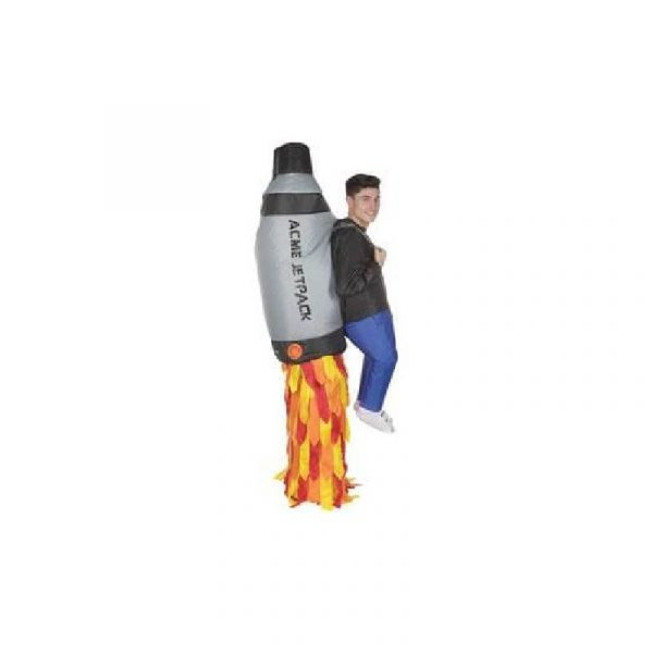 Inflatable Jet Pack Child Costume