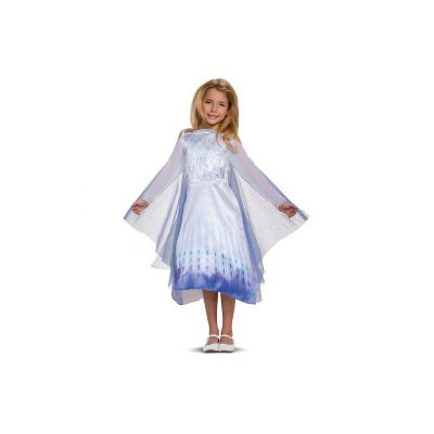 Frozen 2 Elsa Child Princess Costume