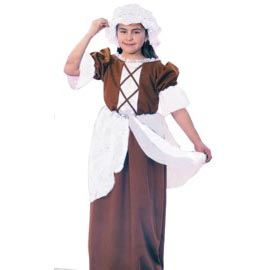 Colonial Children's Costumes