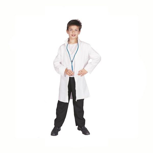 White Lab Coat - Child Costume