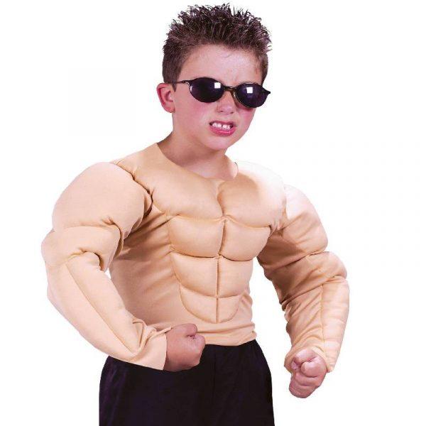 Kids Muscle Shirt