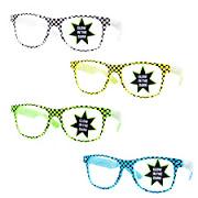 320c05de7c Glow Checkered Wayfarer Eyeglasses - Cappel s