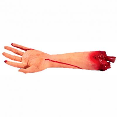 Rubber Bloody Gory Arm