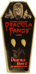 Costume Deluxe Dracula Fangs