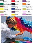 Parade Float Tissue Poms - Price for 1 to 72 packages