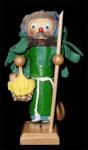 Mini Friar Tuck Steinbach Nutcracker