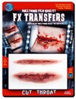 Tinsley Transfers - Cut Throat Tattoos