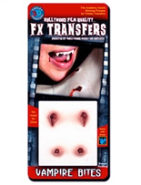 Tinsley Transfers - Vampire Bites Tattoos