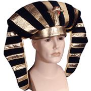 Fabric Egyptian Asp Headpiece Snake Hat