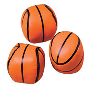 4 Inch Soft Basketball