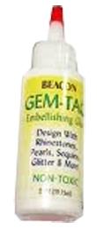 Beacon Gem-Tac Embellishing Glue