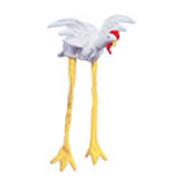 Promo Felt Chicken Hat