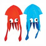 Squid Hat Under the Sea Ocean Pool Buffet Party