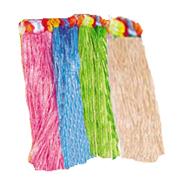 Imitation Raffia Hula Skirt - Adult Small