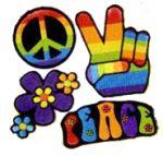 Children's 1960s, Hippie, Mod, & Go Go Themed Accessories
