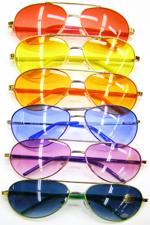 Aviator Eyeglasses & Sunglasses