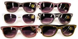 Bling Bling Wayfarer Sunglasses