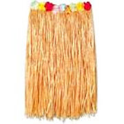 Imitation Raffia Hula Skirt