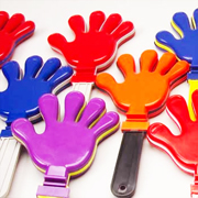 Jumbo Hand Clapper all colors