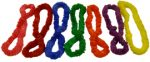 Colorful Plastic Leis, Small
