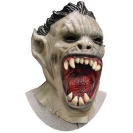 Latex Dracula Horror Mask