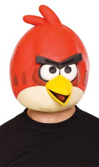 Angry Bird Mask - Red
