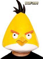 Angry Bird Mask - Yellow