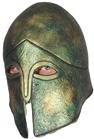 Spartan Armor Helmet