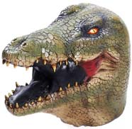 Alligator mask