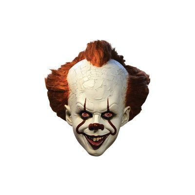 IT Scary Clown Pennywise Deluxe Latex Mask