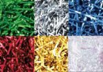 Metallic Shredded Grass - Assorted Colors - 8oz