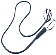 Costume Fabric Cord Bullwhip