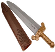 Costume Plastic Roman Sword