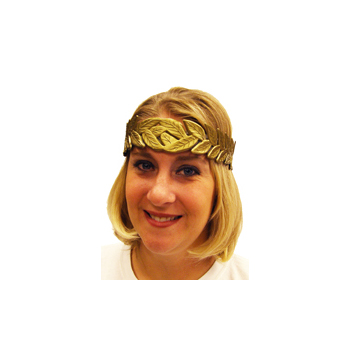 Laurel Leaf Roman Headband