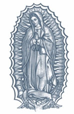 Our Lady Tattoo