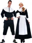 Pilgrim Man and Woman Outfits