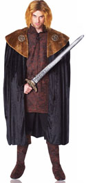 Medieval King Cape