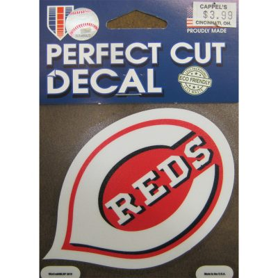 Reds C Decal