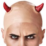 Devil Bald Cap