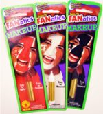 Sports Fanatic Makeup -Available in School Colors