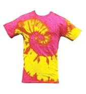 Tye Dye T-Shirt - Flourescent Swirl
