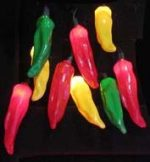 10 light Chili Pepper Light Set