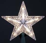 Star Tree Top w 10 lights