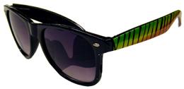 c37e47c3b9 Glow in the dark Wayfarer eyeglasses - Cappel s